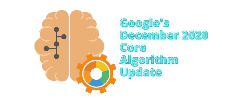 Google December 2020 core update