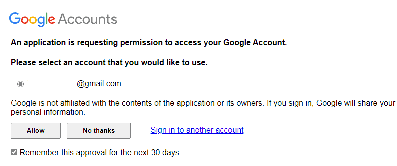 Allowing access to Question Hub