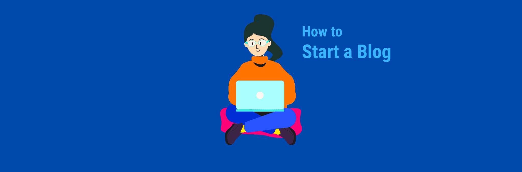 How to start a new WordPress blog